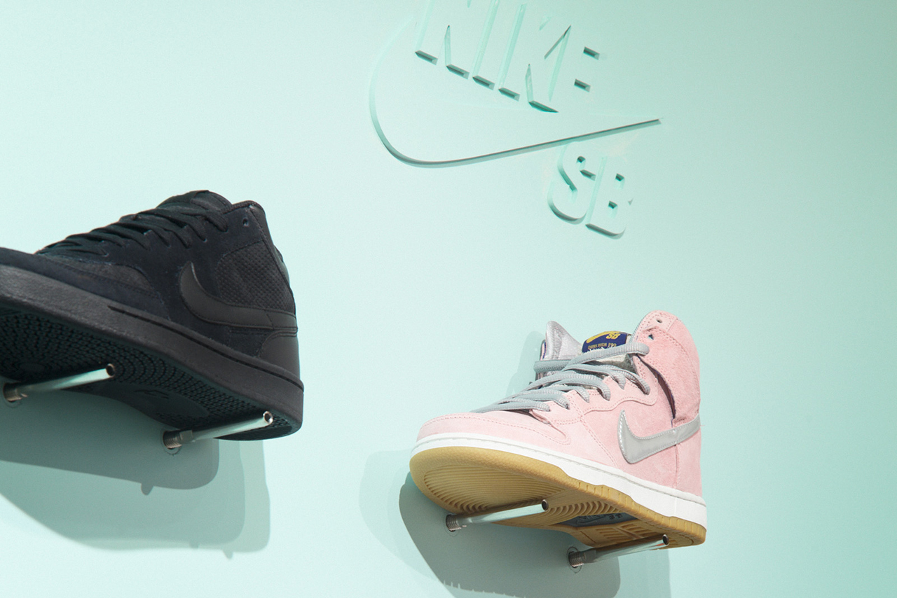 civilist berlin nike sb join forces for a new skateboard shop