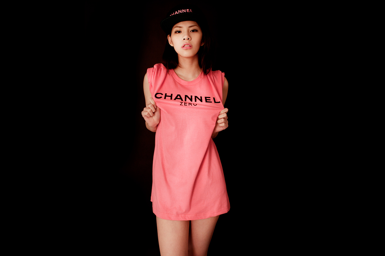 "CLOT x SSUR 2013 Spring/Summer ""CHANNEL ZERO"" Pink Collection"