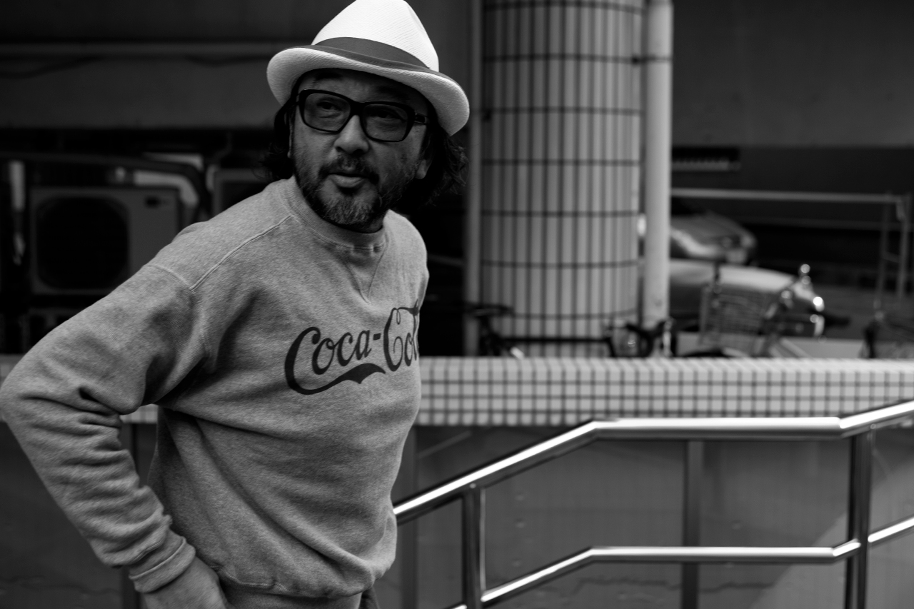 coca cola x human made x beams 2013 lookbook 2