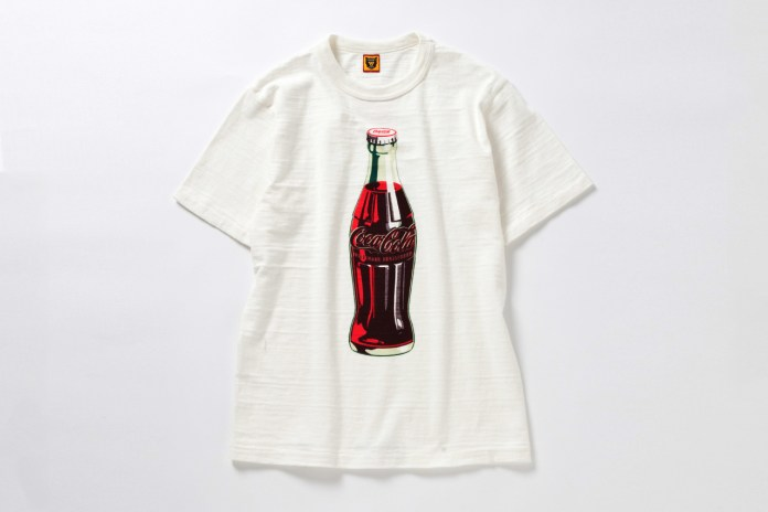Coca-Cola x HUMAN MADE x BEAMS 2013 Capsule Collection