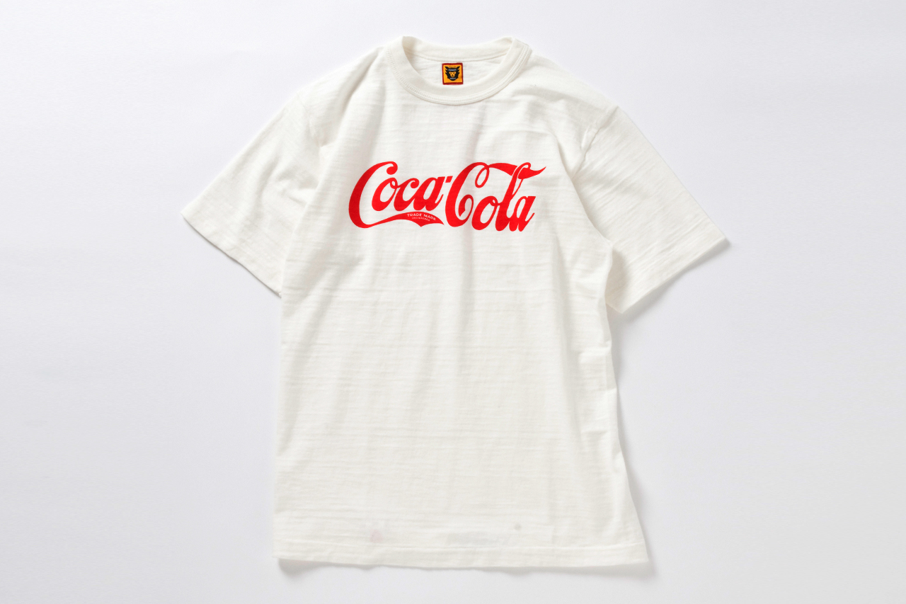coca cola x human made x beams 2013 capsule collection