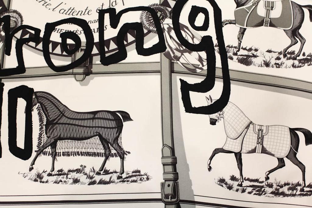 """COMME des GARÇONS x Hermes """"Comme des Carrés"""" Collection's Event Recap"""