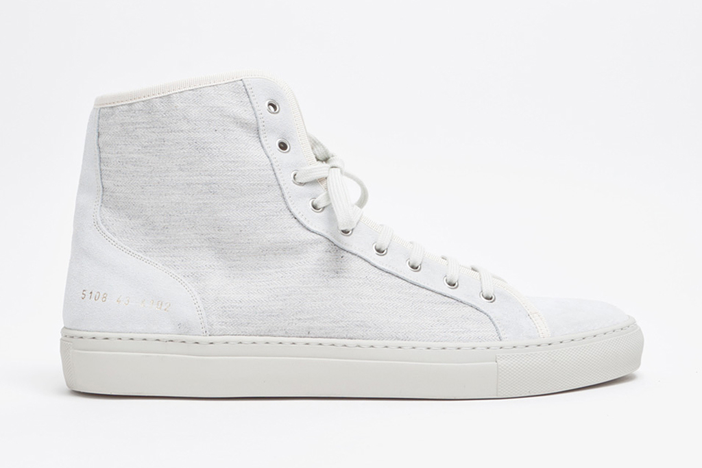 Common Projects 2013 Spring/Summer Tournament High Special Edition