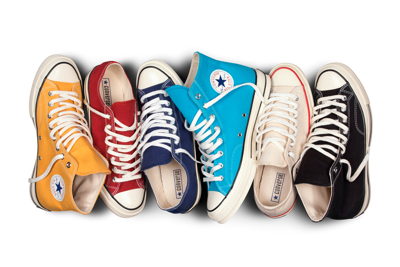 Converse 1970s Chuck Taylor All Star Collection