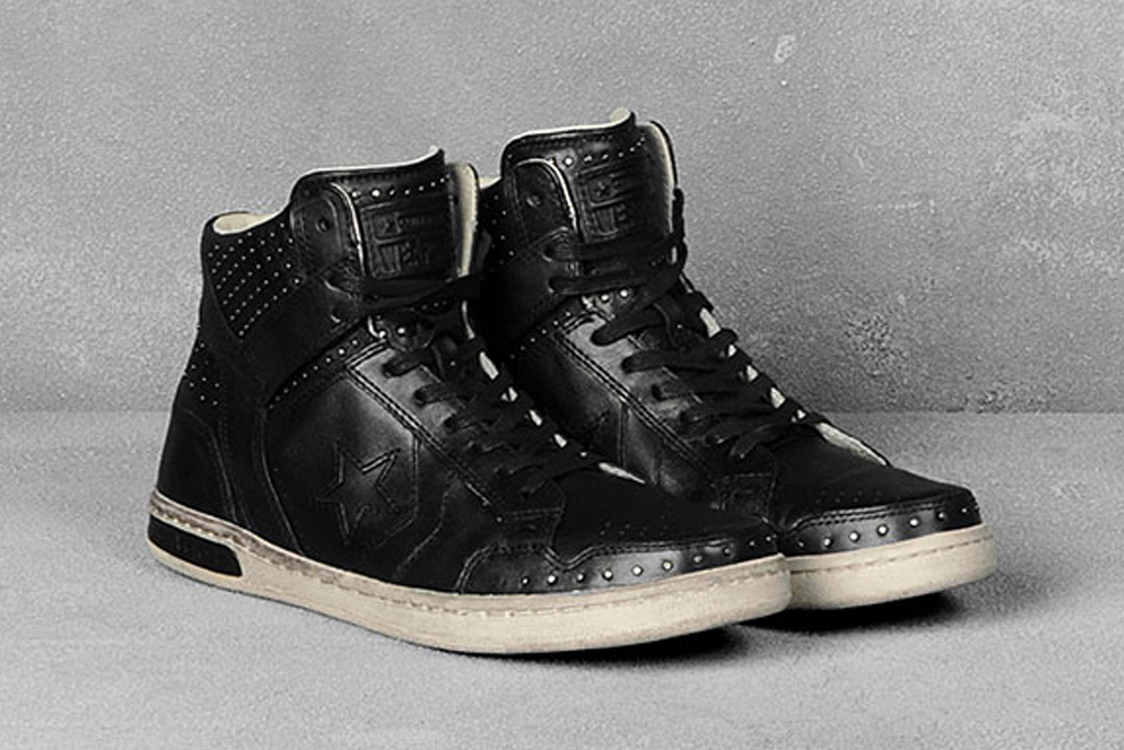 Converse by John Varvatos 2013 Spring/Summer Weapon High-Tops