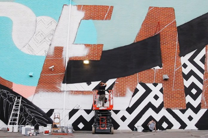 """CYRCLE. """"MAGIC IS REAL!"""" Mural Video"""