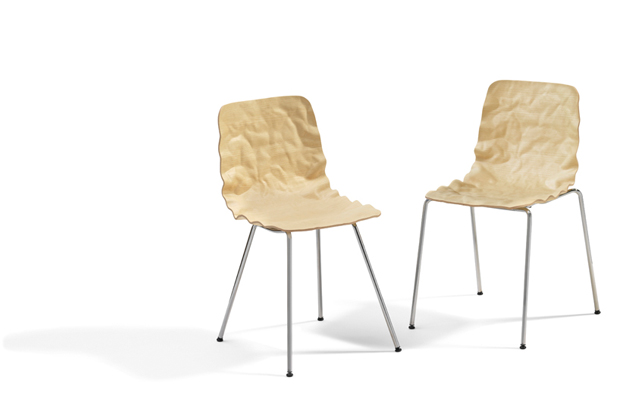 Dent Chair by Studio o4i for Bla Station
