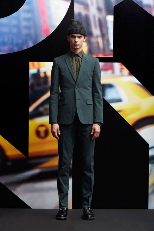 DKNY 2013 Fall/Winter Collection