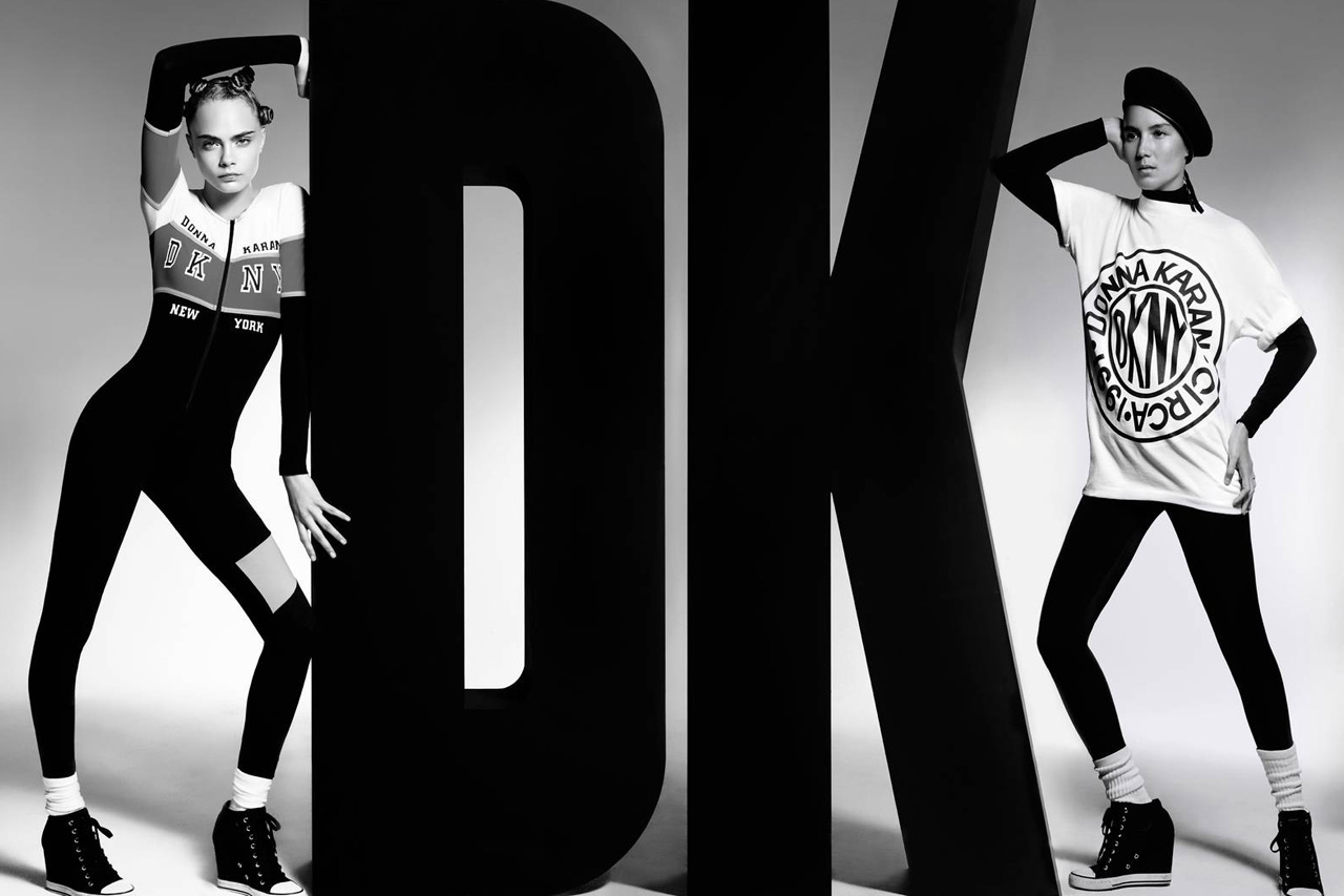 DKNY x Opening Ceremony 2013 Spring/Summer Collection