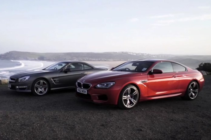 Drive: BMW M6 vs. Mercedes-Benz SL63 AMG