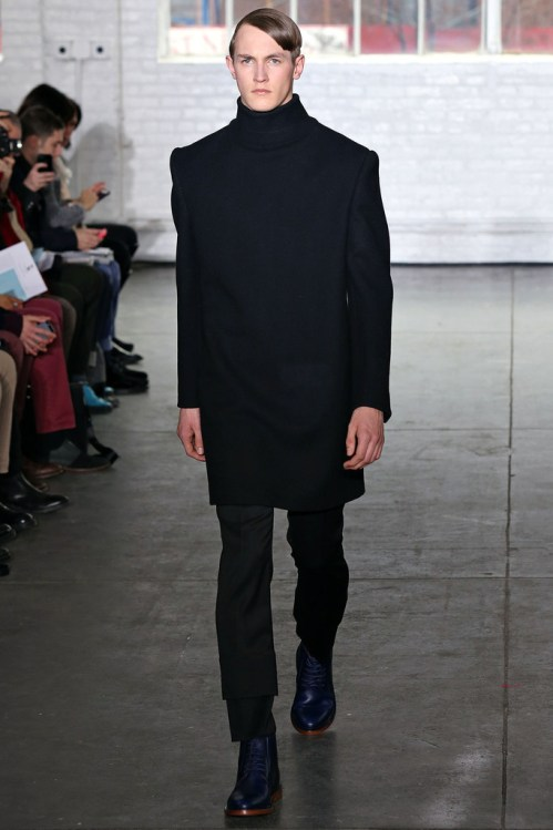Duckie Brown 2013 Fall/Winter Collection