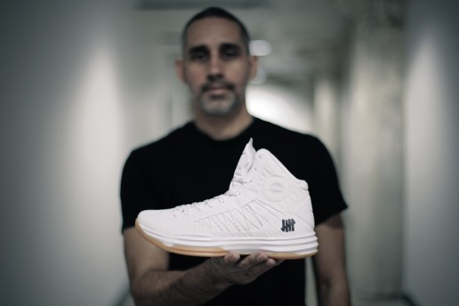 "Eddie Cruz of Undefeated Talks About Their Nike ""Bring Back"" Pack"