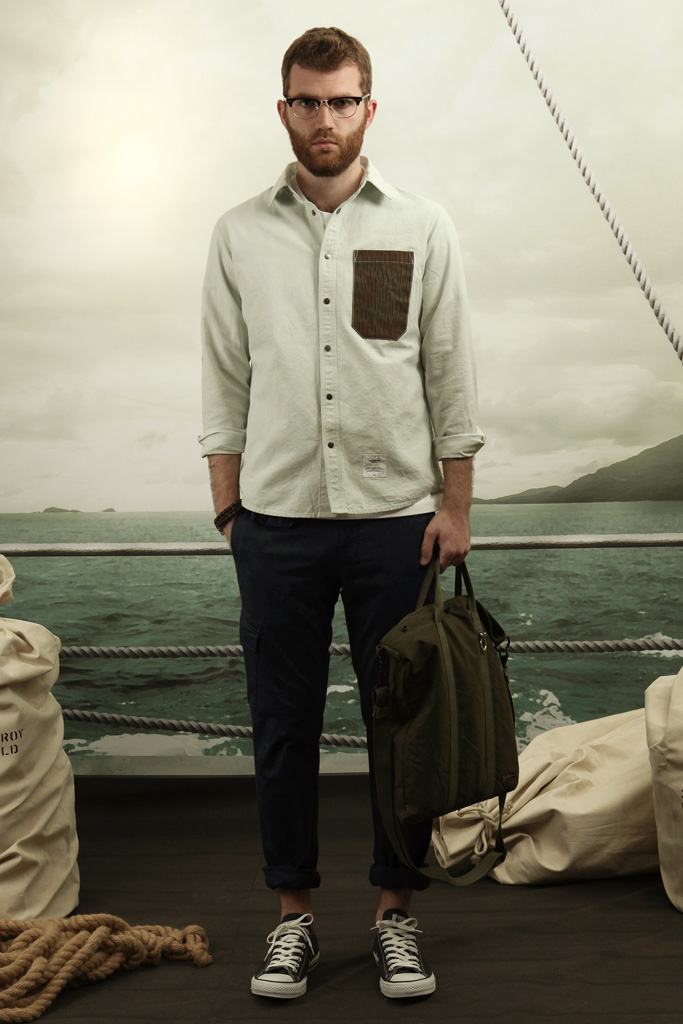 espionage 2013 spring summer lookbook