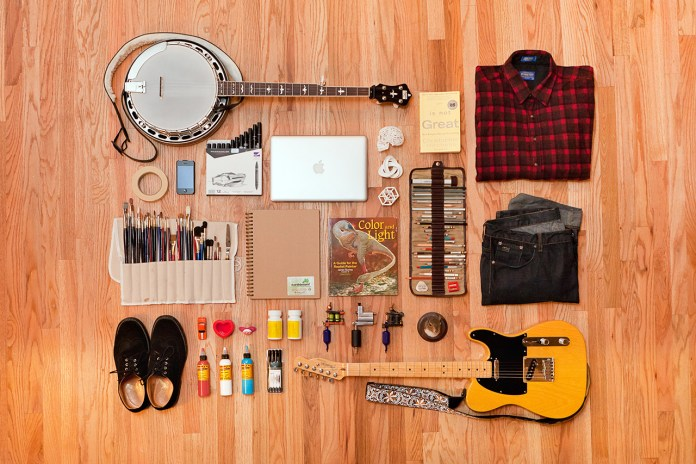 Essentials: Russ Abbott of Ink & Dagger Tattoo