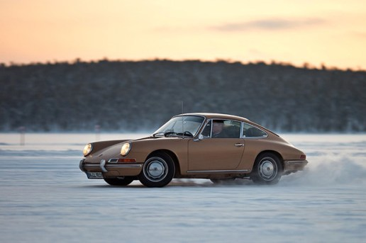 Exploring Norway's North Cape in a Classic Porsche 911