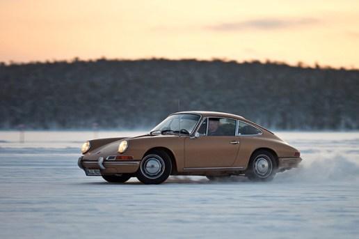 Exploring Norway's North Cape in a Classic Porsche 911