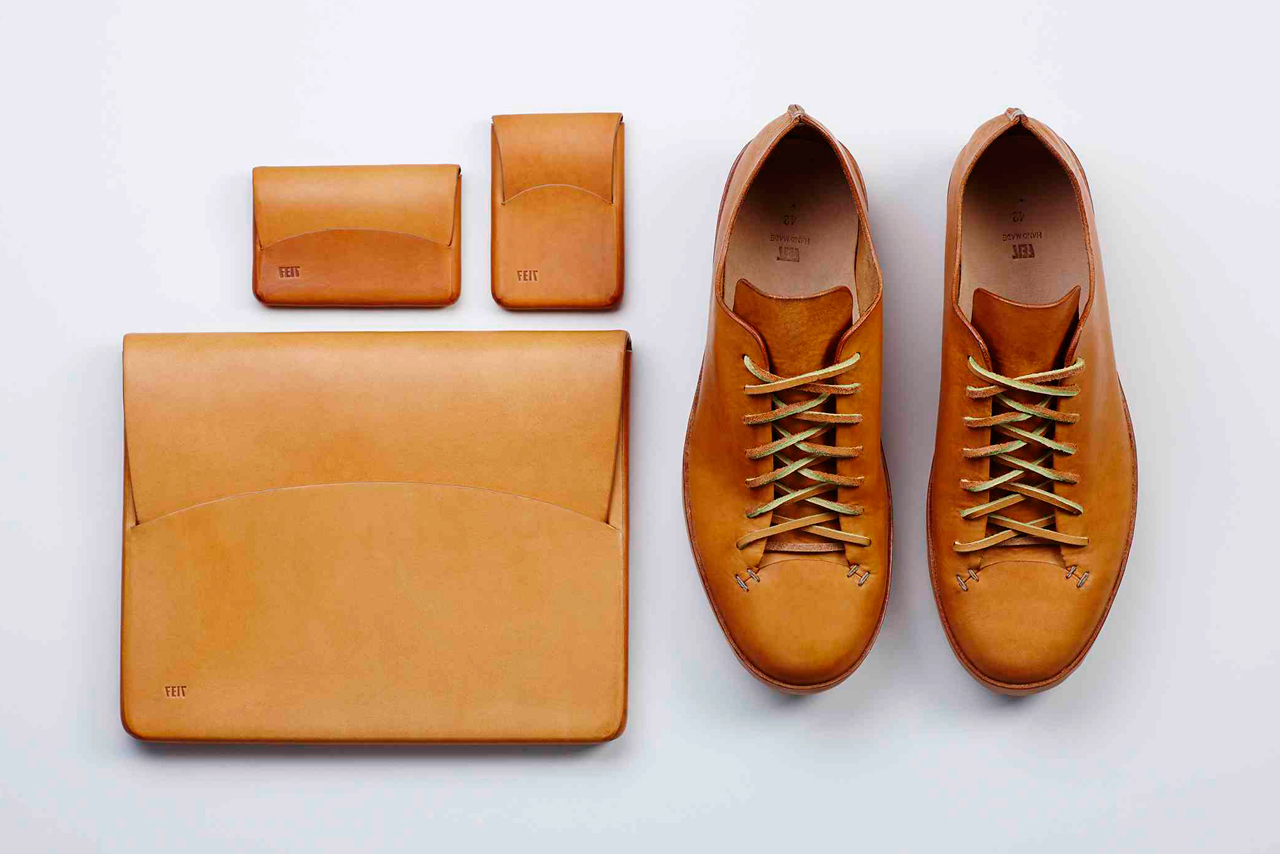 feit launches its 2013 spring collection at dover street market