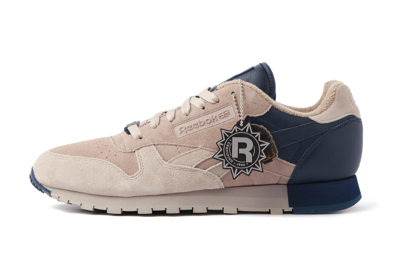 Frank The Butcher x Reebok Classic Leather 30th Anniversary