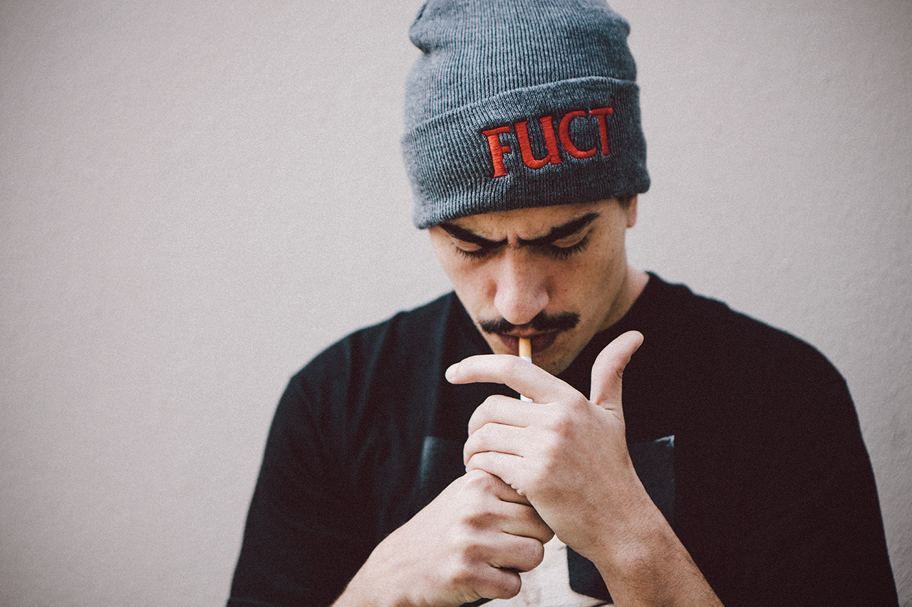 "FUCT 2012 Fall/Winter ""8BALLWORLD"" Delivery 2 Collection"