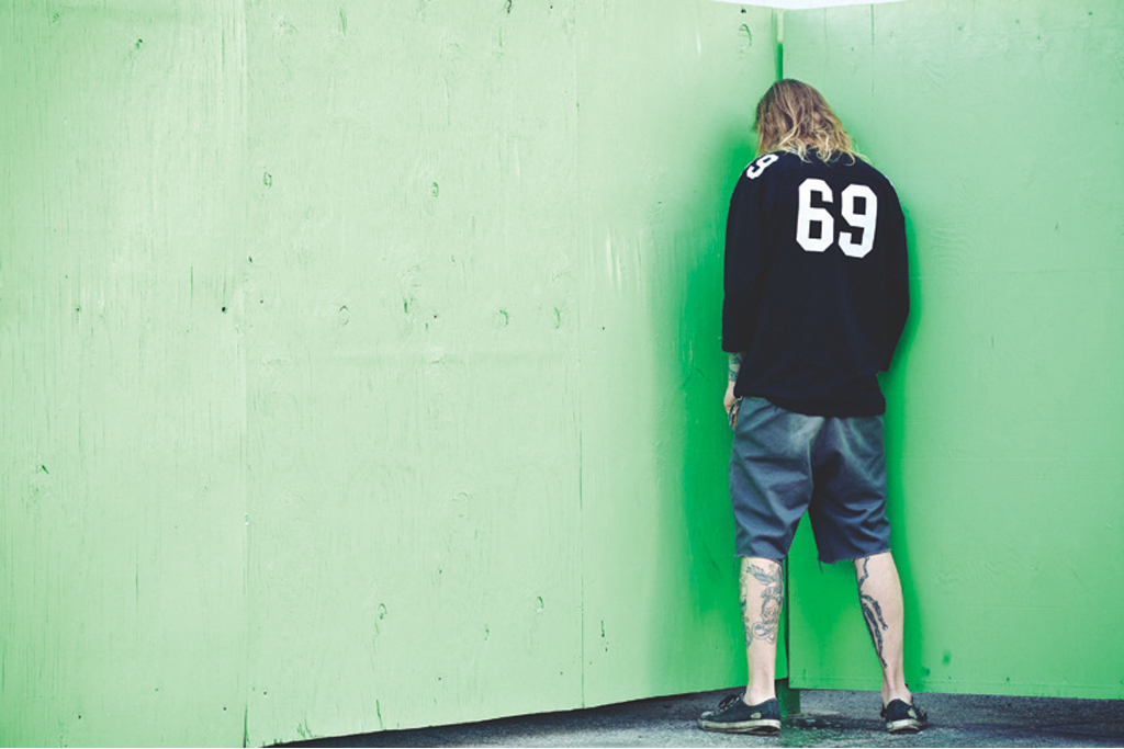 "FUCT SSDD 2013 Spring/Summer ""ARMAGIDEON TIME"" Lookbook"