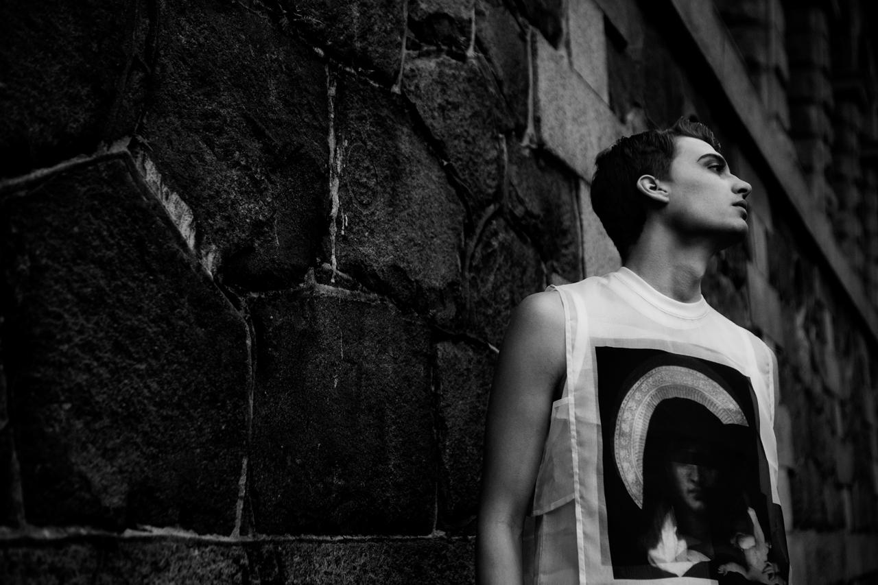 Givenchy 2013 Spring/Summer Editorial