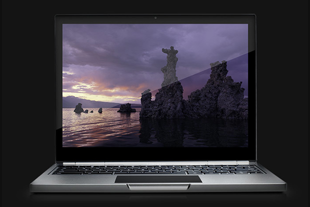 Google Introduces the Chromebook Pixel