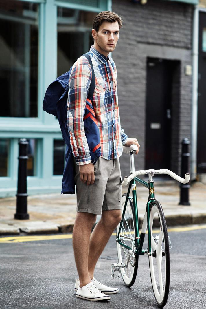 hm for brick lane bikes lookbook