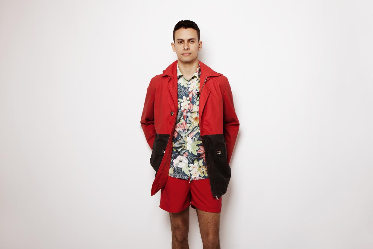 Hentsch Man 2013 Spring/Summer Collection