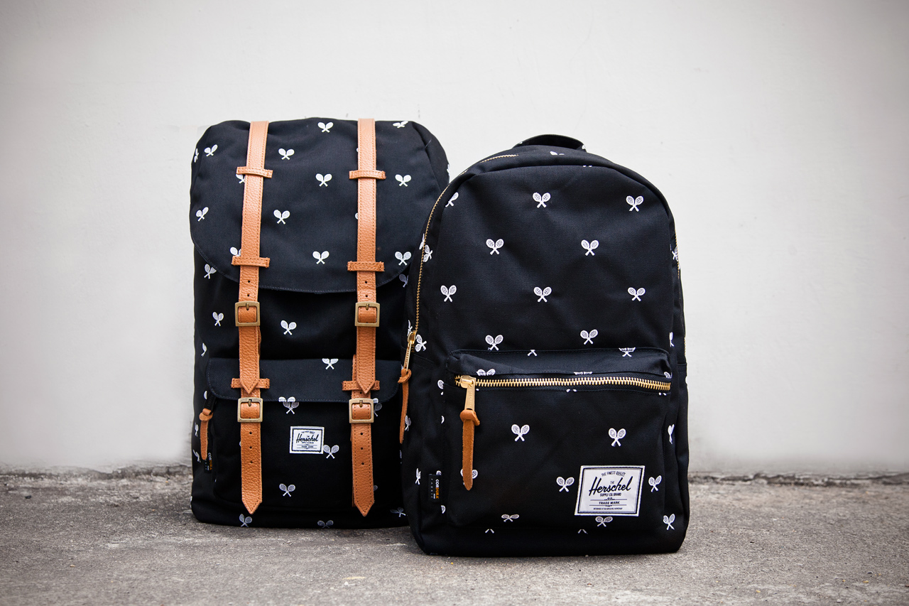 herschel supply co 2013 spring embroidery collection