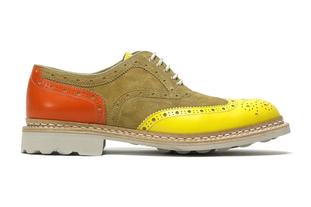 Heschung 2013 Spring/Summer Footwear Collection