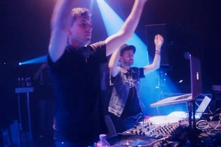 HYPETRAK TV: A-Trak vs. Mark Ronson (Live @ Electric Brixton, London)