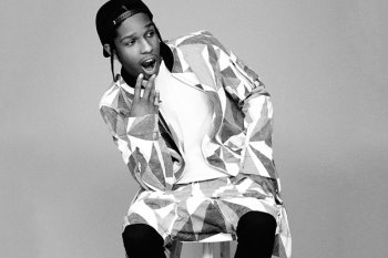 """i-D Magazine 2013 Pre-Spring """"Alphabetical"""" Issue with A$AP Rocky Preview"""