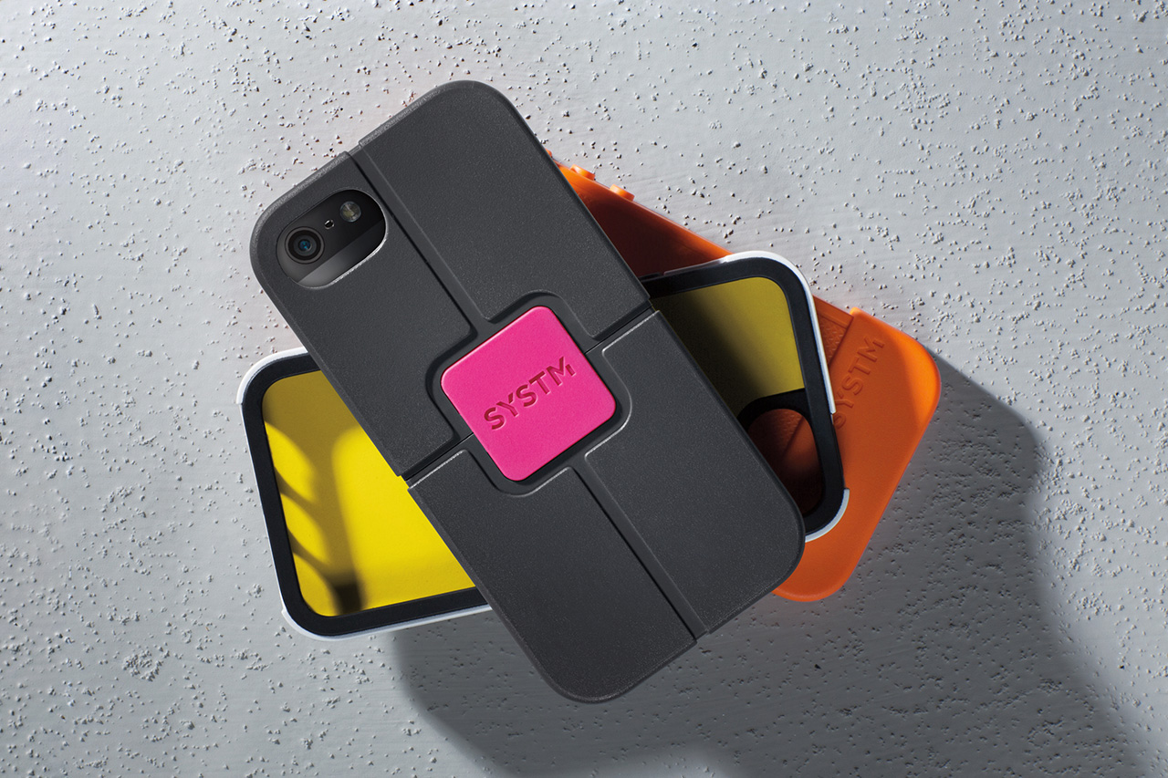 Incase Introduces SYSTM iPhone Cases