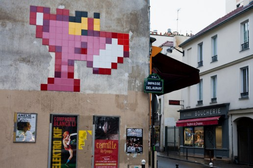 Invader in Paris
