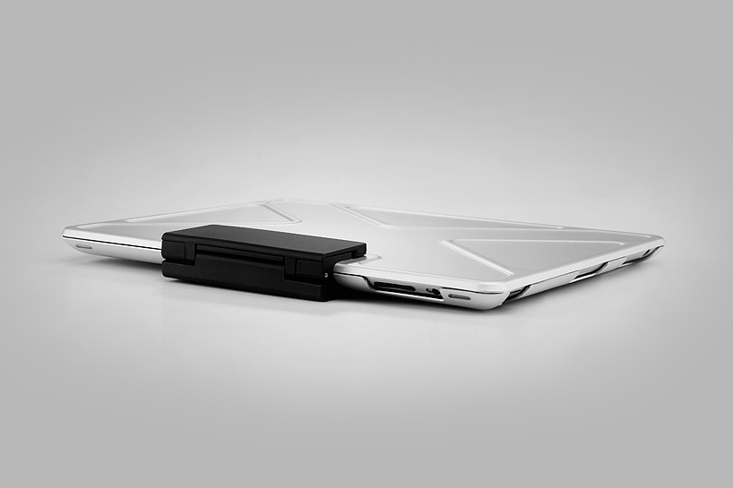 "iPad ""Tank Case"" by Andrea Ponti"