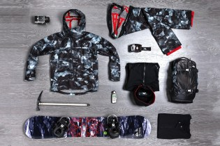 "ISAORA + Quiksilver ""RARE EARTH"" Collection"