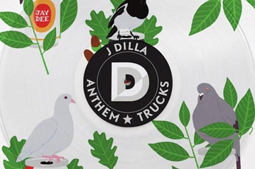 J Dilla – Anthem