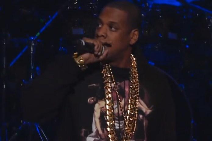 Jay-Z's So So Def 20th Anniversary Performance