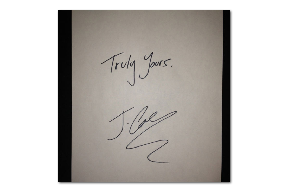 J. Cole – Truly Yours EP