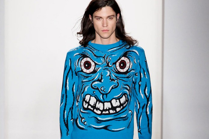 Jeremy Scott 2013 Fall/Winter Collection