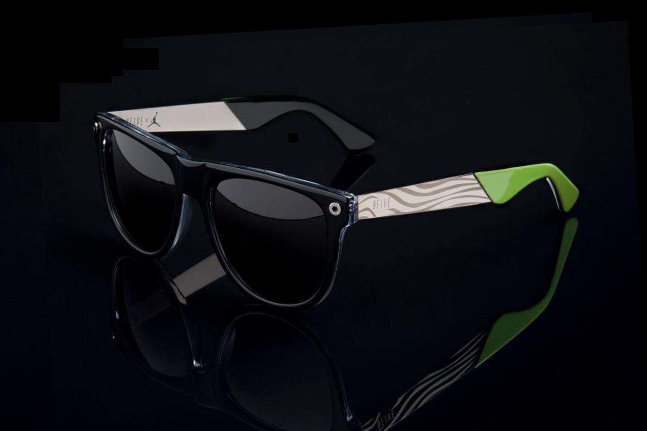 jordan brand 9five eyewear limited edition eyewear