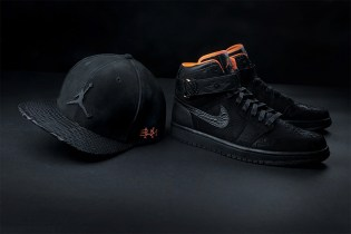Just Don x Jordan Brand BHM Collection
