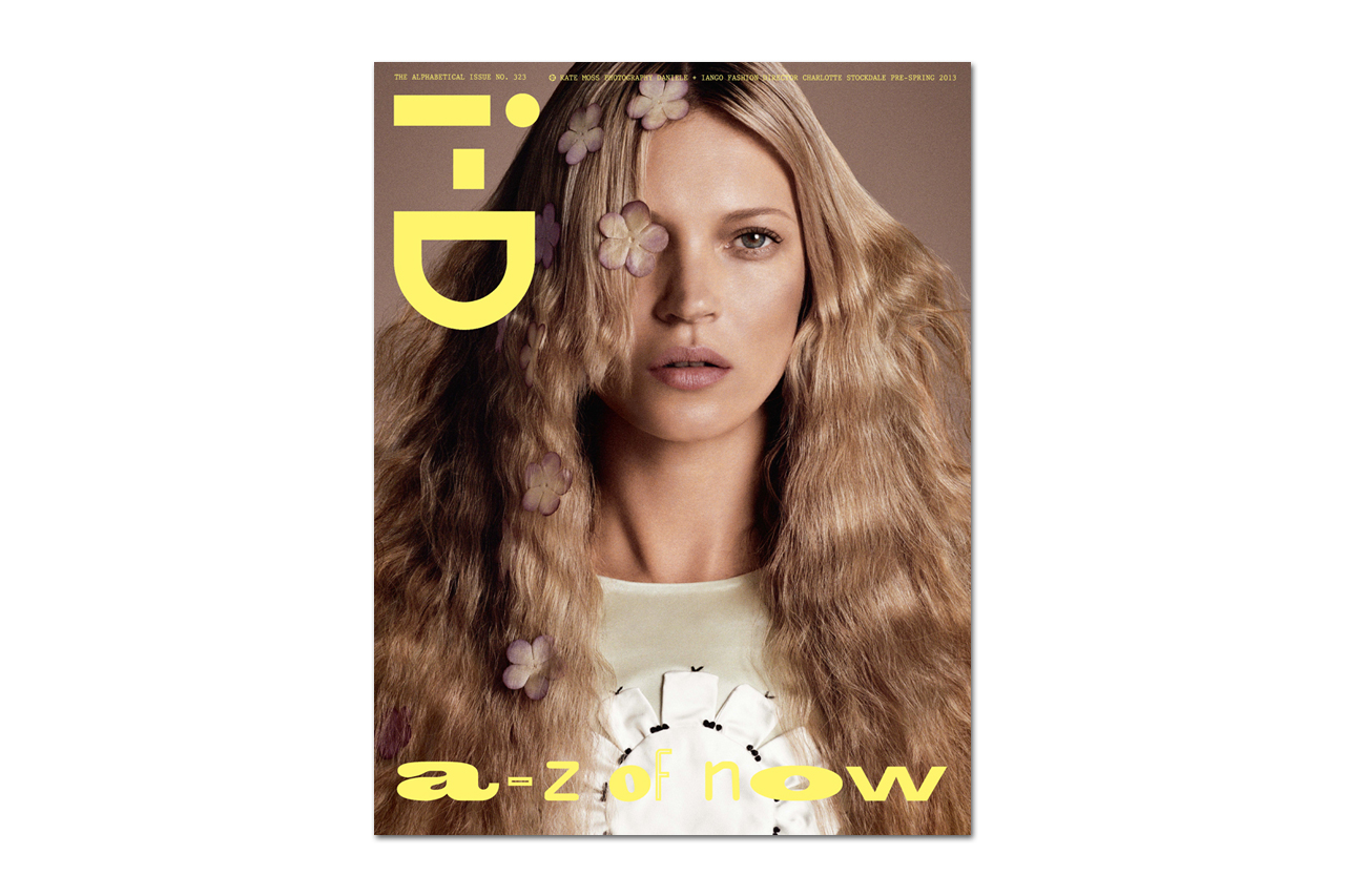kate moss covers i d magazines 2013 pre spring alphabetical issue