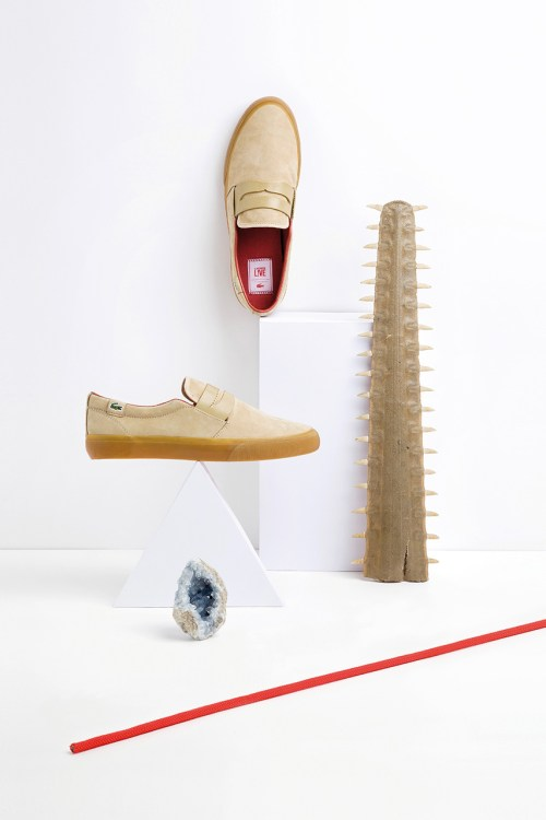Lacoste L!VE 2013 Spring/Summer Footwear Collection