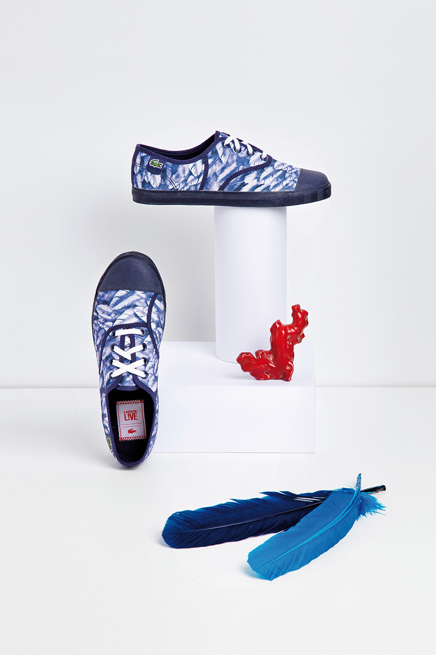lacoste lve 2013 spring summer footwear collection
