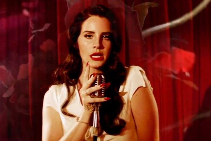 Lana Del Rey - Burning Desire | Video