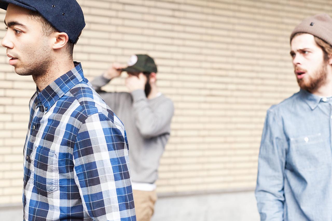 Levi's Streetwear 2013 Spring/Summer Lookbook