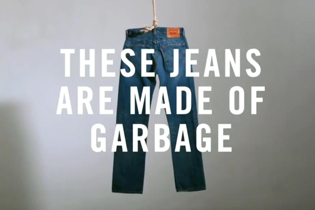 Levi's Waste<Less Denim Collection