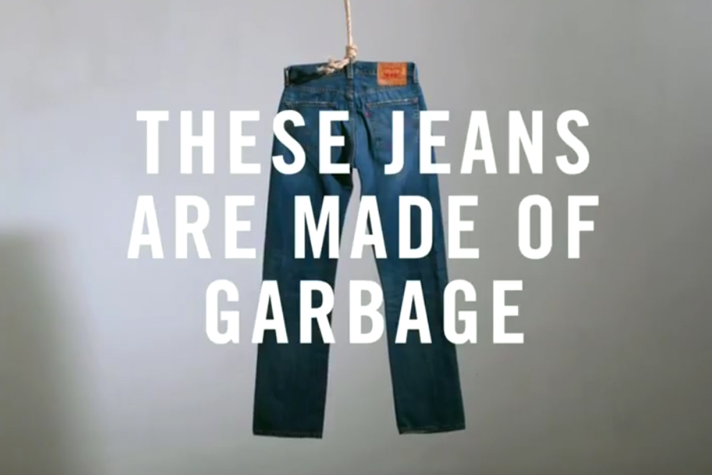 Levi's Waste<Less Denim Collection