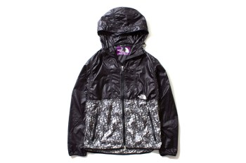 Liberty x THE NORTH FACE PURPLE LABEL 2013 Spring/Summer Collection